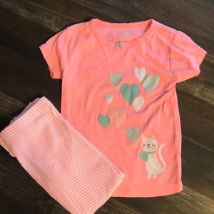 Carter's Toddler Girl Pajamas 3T